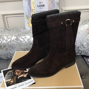 NEw In Box Michael kors Boots 10